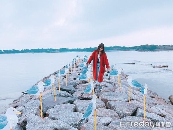 ▲日本爱知小离岛,佐久岛跳岛轻旅行。(图/记者赖文萱摄)