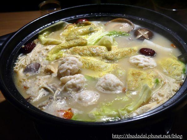 ▲永福胡椒猪肚鸡。(图/三高Sir提供)