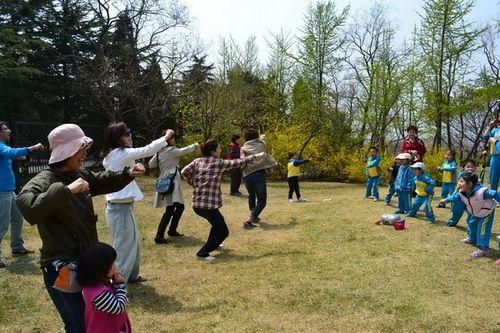 幼儿园春游亲子活动方案1
